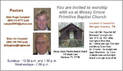 church pastor business card